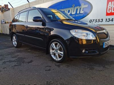 SKODA Fabia Estate 1.9 TDI PD 3 5dr