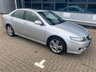 Honda Accord Saloon 2.2 i-CDTi EX 4dr
