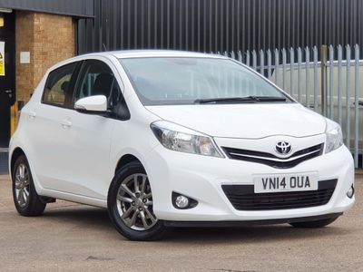 Toyota Yaris Hatchback 1.33 Icon+ (Smart pack) M-Drive S 5dr
