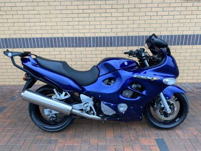 Suzuki GSX750 Sports Tourer 750 F