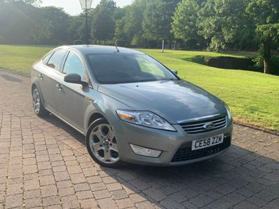 Ford Mondeo Hatchback 1.8 TDCi Ghia 5dr