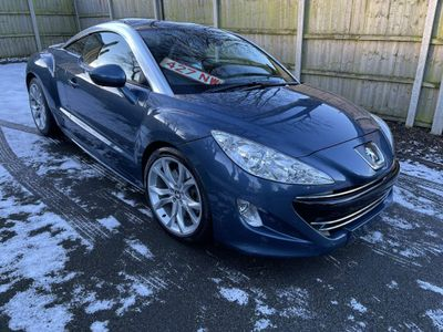 Peugeot RCZ Coupe 1.6 THP GT Coupe 2dr Petrol Manual (159 g/km, 200 bhp)