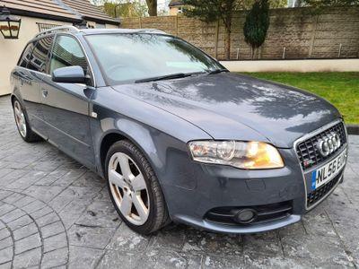 Audi A4 Avant Estate 2.0 TFSI S line Special Edition 5dr
