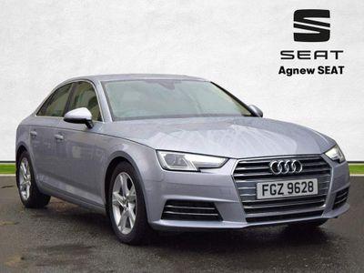 Audi A4 Saloon 2.0 TDI ultra SE (s/s) 4dr