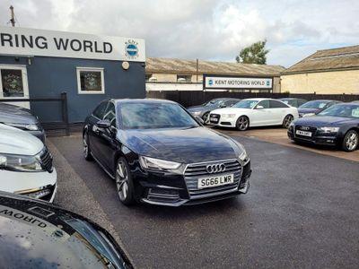 Audi A4 Saloon 2.0 TDI ultra Sport (s/s) 4dr