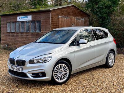 BMW 2 Series Active Tourer MPV 2.0 218d Luxury Active Tourer (s/s) 5dr