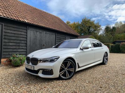 BMW 7 Series Saloon 2.0 740Le 9.2kWh M Sport Auto xDrive (s/s) 4dr