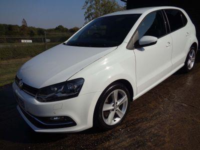 Volkswagen Polo Hatchback 1.0 TSI BlueMotion Tech SEL (s/s) 5dr