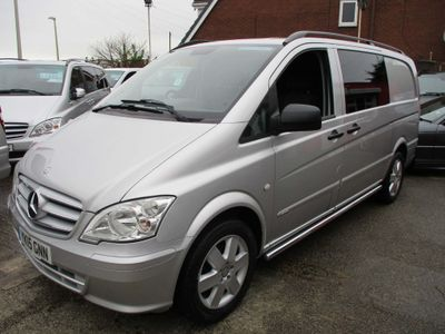 Mercedes-Benz Vito Other 2.1 116CDI Dualiner Sport Long Panel Van 5dr (EU5)