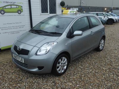 Toyota Yaris Hatchback 1.3 Zinc Multimode 3dr