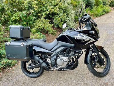 Suzuki V-Strom 650 Adventure 650 V-Strom