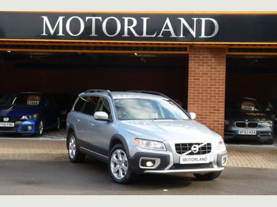 Volvo XC70 Estate 2.4 D5 SE Lux Premium Geartronic AWD 5dr