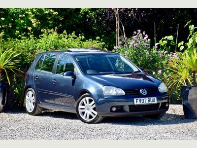 Volkswagen Golf Hatchback 2.0 TDI Sport 4MOTION 5dr