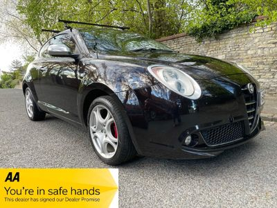 Alfa Romeo MiTo Hatchback 1.4 16V Veloce 3dr