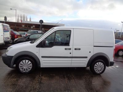 Ford Transit Connect Panel Van 1.8 TDCi T220 Panel Van L 4dr (EU4)