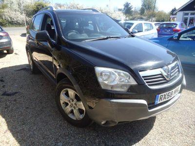 Vauxhall Antara SUV 2.0 CDTi 16v E 5dr