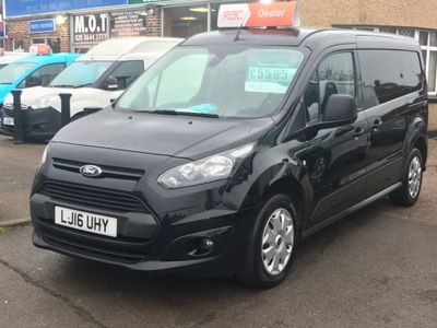 Ford Transit Connect Panel Van 1.6 TDCi 240 L2 Trend 5dr