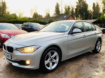 BMW 3 Series Saloon 2.0 320d SE (s/s) 4dr