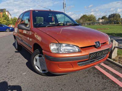 Peugeot 106 Hatchback 1.1 Independence Limited Edition 3dr