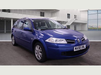 Renault Megane Estate 1.6 VVT Expression 5dr