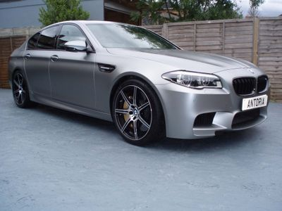 BMW M5 Saloon 4.4 30 Jahre Edition M DCT (s/s) 4dr
