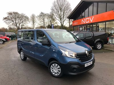 Renault Trafic Other 1.6 dCi 27 Business 5dr