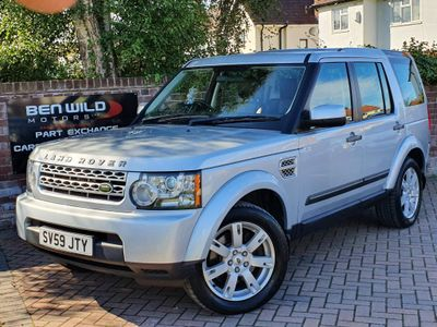 Land Rover Discovery 4 SUV 3.0 TD V6 GS Auto 4WD 5dr