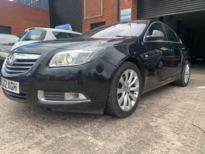 Vauxhall Insignia Hatchback 2.0 CDTi 16v Elite 5dr