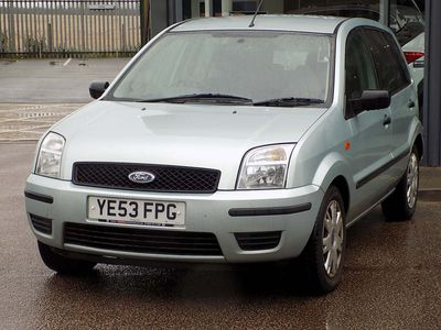 Ford Fusion Hatchback 1.4 2 5dr