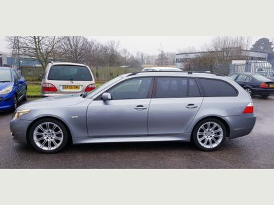 BMW 5 Series Estate 2.5 525d M Sport Touring 5dr