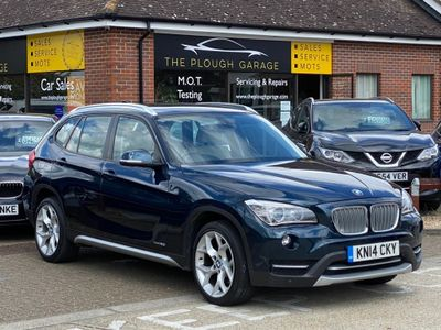 BMW X1 SUV 2.0 20i xLine xDrive 5dr