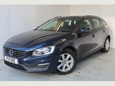 Volvo V60 Estate 1.6 D2 Business Edition Powershift (s/s) 5dr