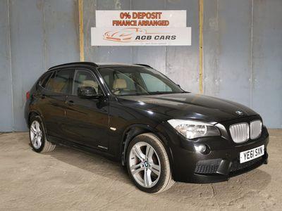 BMW X1 SUV 2.0 23d M Sport xDrive 5dr