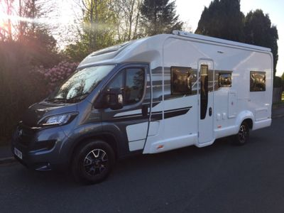 Swift Escape 674 Coach Built FREESTYLE 6 BERTH DELIVERY POSSIBLE