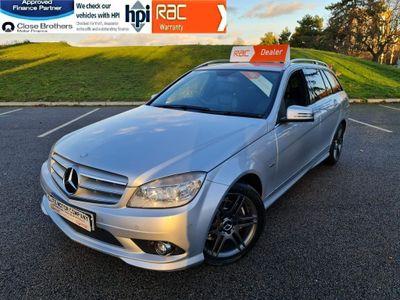 Mercedes-Benz C Class Estate 1.8 C250 BlueEFFICIENCY Sport 5dr