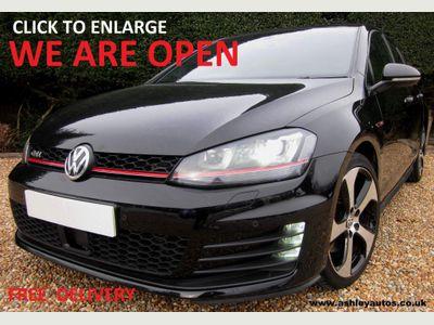 Volkswagen Golf Hatchback 2.0 TSI BlueMotion Tech GTI (s/s) 5dr