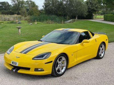 Chevrolet Corvette Coupe 6.0 2dr