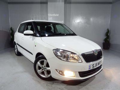 SKODA Fabia Hatchback 1.2 TDI CR DPF GreenLine II 5dr