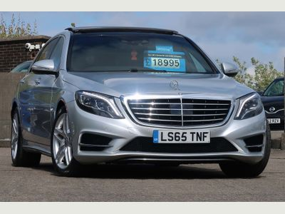 Mercedes-Benz S Class Other 3.0 S350 CDI BlueTEC AMG Line L (Executive) 7G-Tronic Plus 4dr