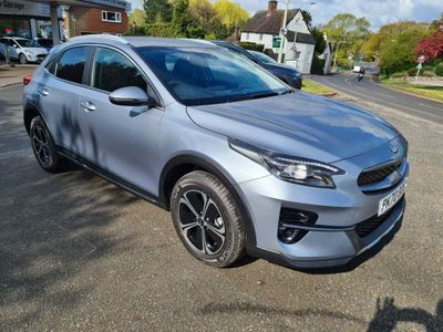 Kia XCeed SUV 1.6 GDi 8.9kWh 3 DCT (s/s) 5dr