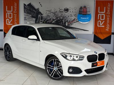 BMW 1 Series Hatchback 2.0 120d M Sport Shadow Edition Sports Hatch Auto xDrive (s/s) 5dr
