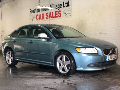 Volvo S40 Saloon 2.5 T5 R-Design (Premium Pack) Geartronic 4dr