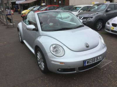 Volkswagen Beetle Convertible 1.6 Sola Cabriolet 2dr