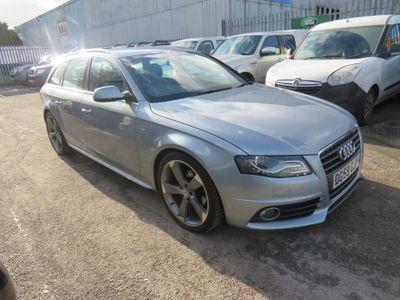Audi A4 Avant Estate 2.0 TDI S line 5dr