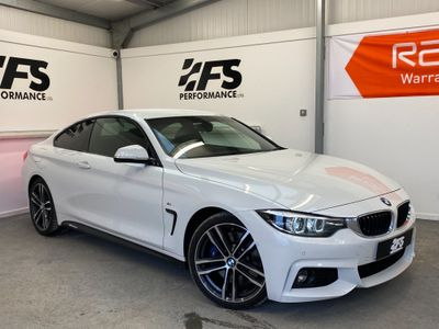 BMW 4 Series Coupe 3.0 440i M Sport Auto (s/s) 2dr