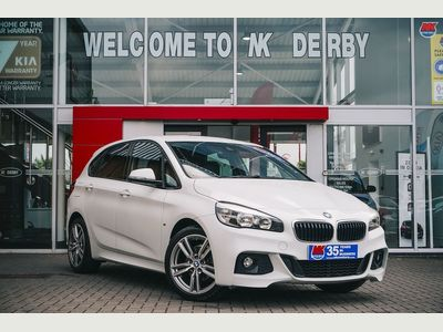 BMW 2 Series Active Tourer MPV 1.5 218i M Sport Active Tourer (s/s) 5dr