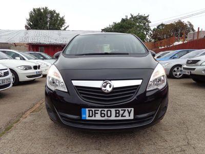 Vauxhall Meriva MPV 1.7 CDTi 16v S 5dr