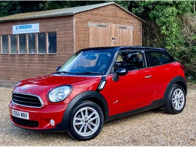 MINI Paceman SUV 1.6 Cooper (Chili) ALL4 3dr