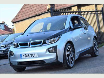 BMW i3 Hatchback E Loft eDrive 5dr Range Extender