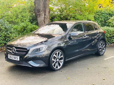 Mercedes-Benz A Class Hatchback 1.8 A180 CDI BlueEFFICIENCY Sport 7G-DCT 5dr